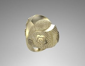 ring 9 jewelry 3D printable model