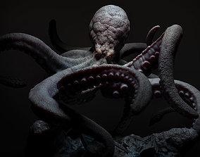 Release the Kraken 3D printable model