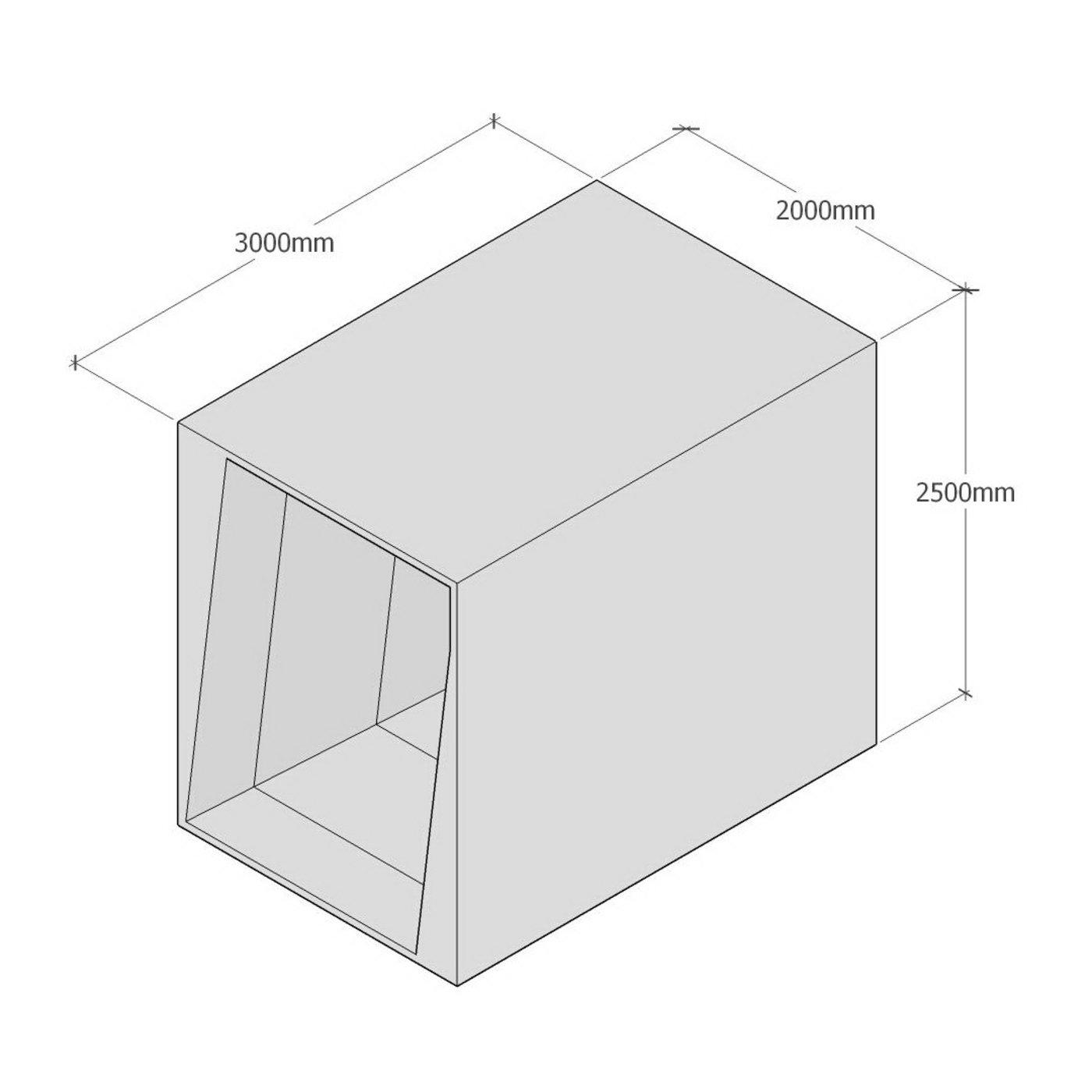 Enhanced depth cube