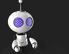 3D model MicroBOT