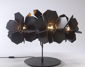 3D Hexagon Cloud Lamp furniture