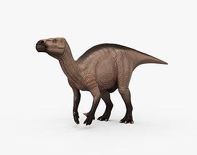 3D model Iguanodon HD