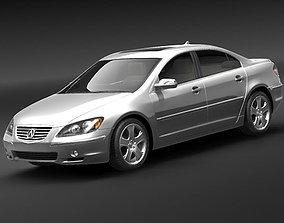 Acura RL 2006 3D