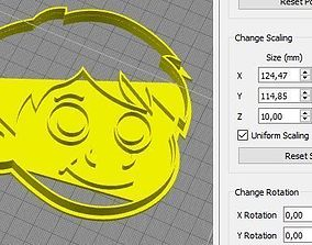3D print model Coco Movie Miguel Cookie Cutter
