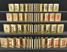 3D printable model Playing Card Pendant