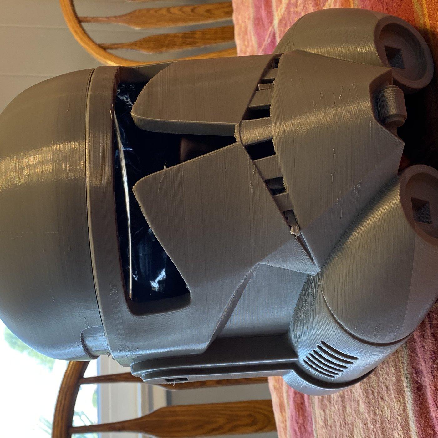 Clone Trooper Helmet Cosplay