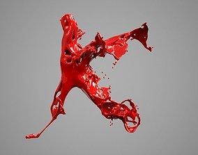 Liquid K 3D model