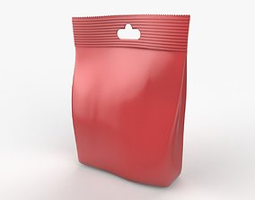 3D model Food packaging v 4