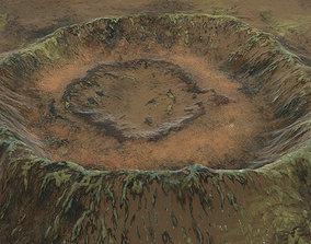 Crater 7 3D model