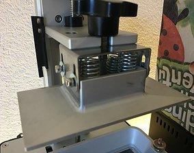 3D printable model 4MORESPRINGS FOR BUILT PLATE PHROZEN 2