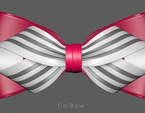 Bow Tie 03- 3D printable model