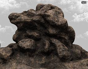mount Rock Mount 3D model