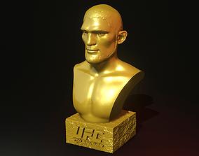 3D printable model Habib Nurmagamedov - UFC Champion