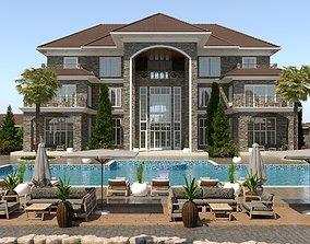 Villa 28 3D model