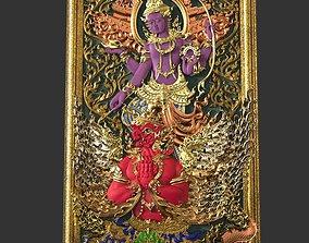 The Narayana affix Garuda In Door or 3D print model 2