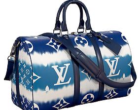 Louis Vuitton Bag Keepall Bandouliere 45 Escale 3D