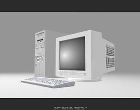 Computer 01 3D model