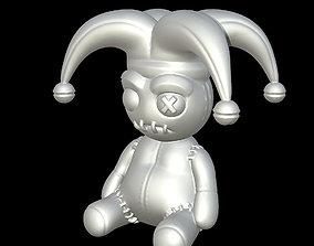 Voodoo Doll ISC 3D print model