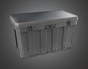 MLT - Military Supplies Container 07 - PBR Game 3D model