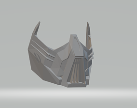3D print model Resilient Warden SWTOR Sith mask