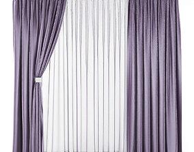 Curtain 3D model 70