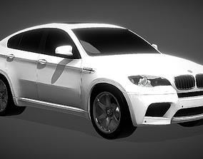 realtime Auto City SUV 3D Model