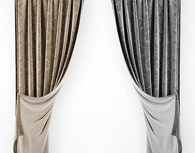 3D model Curtain82