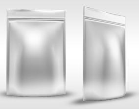 Plastic Bag v1 3D model
