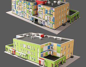 Kindergarten 3D