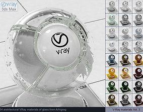 Architectural Vray materials for 3ds Max -