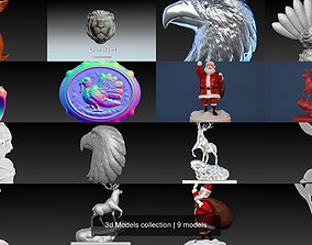 3d Models collection