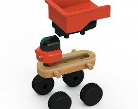 dump truck 3D printable model