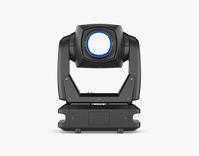 DTS Wash Moving Head Synergy 5 Spot 3D model