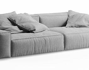 NeoWall Sofa by Living Divani 3D model