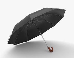 Umbrella 3D model weather