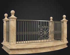 3D Balcony design
