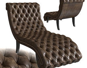 3D model screed Armchair Desire Kare Design leather