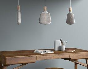 3D print model Leaf shaped lampshade