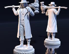 Heisenberg 3D print model