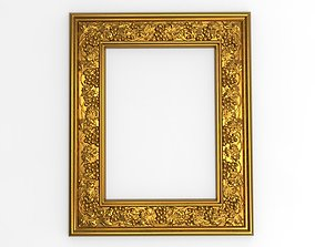 picture 3D carved frame