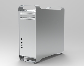 Mac Pro 3D printable model