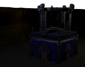 3D model Dungeon Crypt