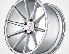 steel VOSSEN VPS 310 WHEEL 3D model