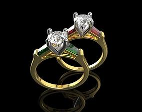 jewel Gold N661 3D print model