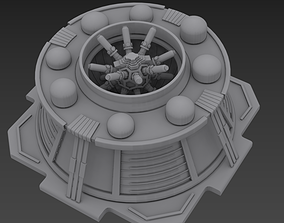 RTS ColdfusionReactor 3D