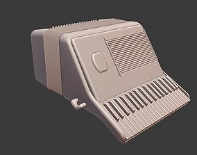 Schvestitier Vortrier 60 Bass Accordion 3D