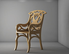 3D print model Dining Seat Puzzle