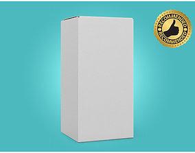 Package Box 3d model