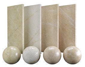 3D model Beige Pavonazzo Marble Texture PBR Vray Corona 3