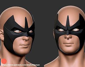 Nightwing mask 3d printing model
